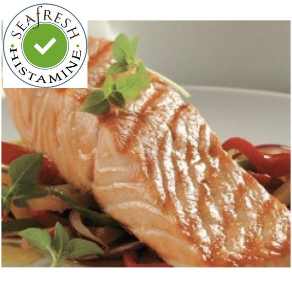 Buy Salmon Fillets - 4 (140 -170g each) online