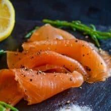 Smoked Salmon - 200g x 2