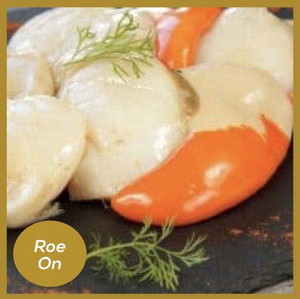 Buy King Scallops ROE ON 750g (app.14-16) online