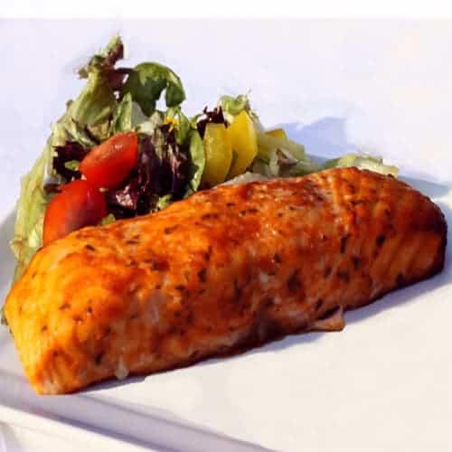 Buy Sweet Chilli Marinated Salmon online
