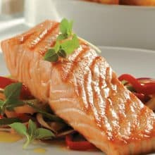 Salmon Fillets – 4 portions (140 -170 g each)