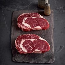 Beef Steak Rib Eye 4 x 8oz