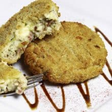 Cod Bacon & Brie Fishcakes - 10