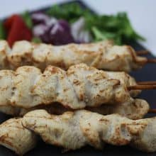 Chicken Kebabs (cooked) - 10