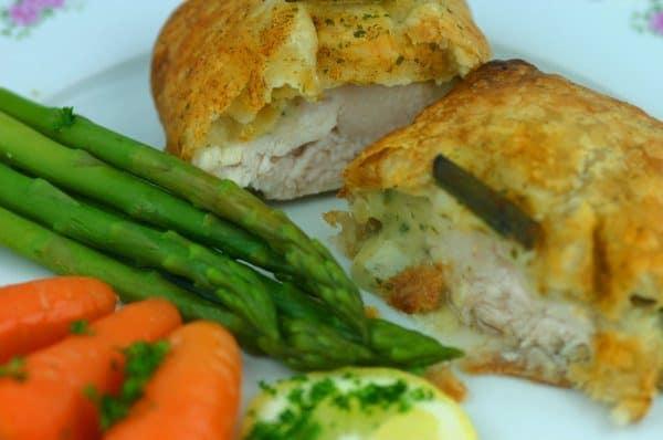 Buy Chicken Wellington - 4 online