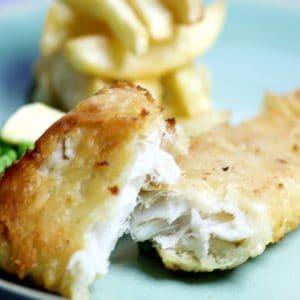 Buy Cod Battered Jumbo Fish Fingers (70g) - 15 online
