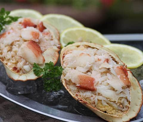 Buy Cromer Dressed Crab - 4 online