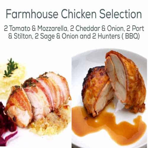Buy British Farmhouse Chicken Selection - 10 online