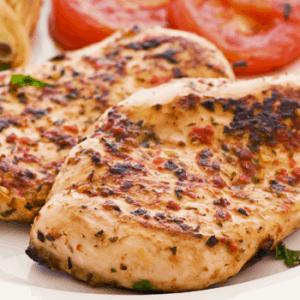 Buy Garlic & Rosemary Chicken (GF) - 4 online