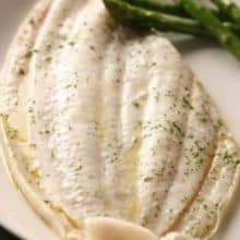 Lemon Sole Fillets 4 Fillets
