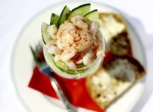 Buy Salad Prawns - 800g online