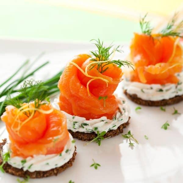 Buy Smoked Salmon - 200g x 2 online