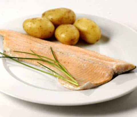 Buy Trout Fillets online