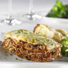 Beef Lasagne - 4