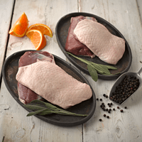 Barbary Duck Breasts - 4