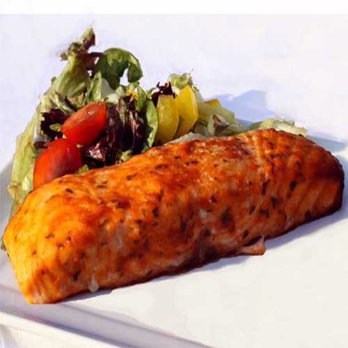 Buy Thai Marinaded Salmon - 4 online