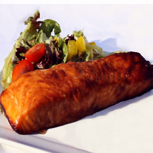 Buy BBQ Marinaded Salmon online