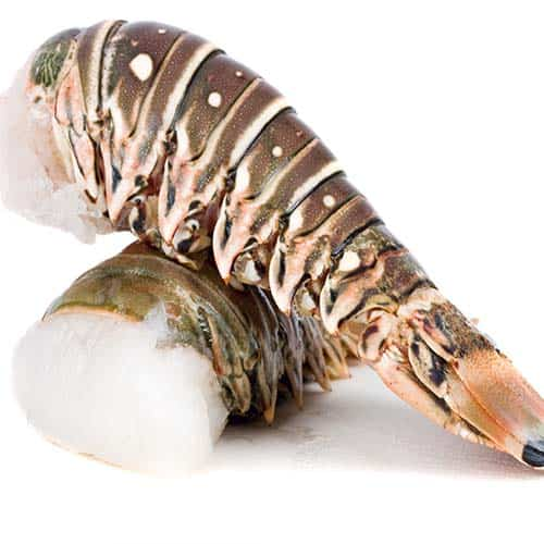 Buy Rock Lobster Tails x 2 ( 150 - 170g each) online