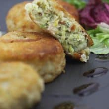 Mixed Luxury Fishcakes - 20
