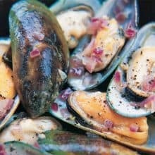 New Zealand Green Lipped Mussels - 1kg