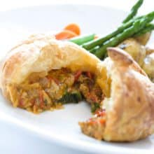 Red Pepper en Croute - 4 x 230g portions
