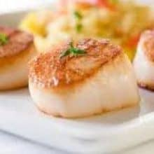 Scallops King - Roe less 750g (app.22-24)