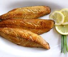 Hot Smoked Mackerel - 12