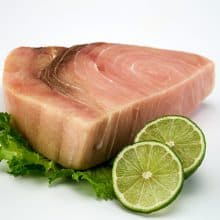 Swordfish Supremes - skinless and boneless steaks