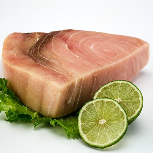 Buy Swordfish Supremes - skinless and boneless steaks online