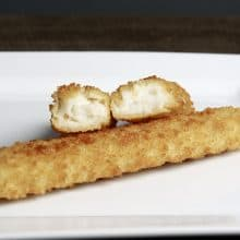 Cod Breaded Jumbo Fish Fingers (70g) x 15