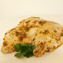 Chicken with Ginger, Chilli & Lime (GF) - 4