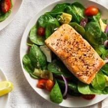 Lemon & Pepper Salmon