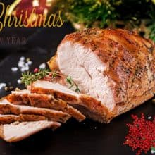 🎄 Award Winning Turkey Crown 2kg