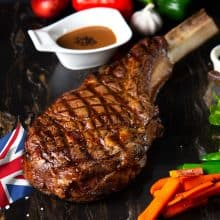 British Tomahawk Steak (approx 1kg)