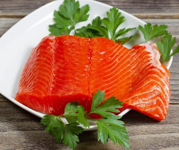 Buy Wild Sockeye Salmon Fillets (4) online