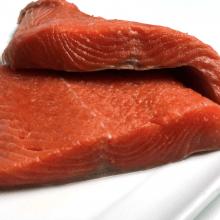 Wild Sockeye Salmon Fillets
