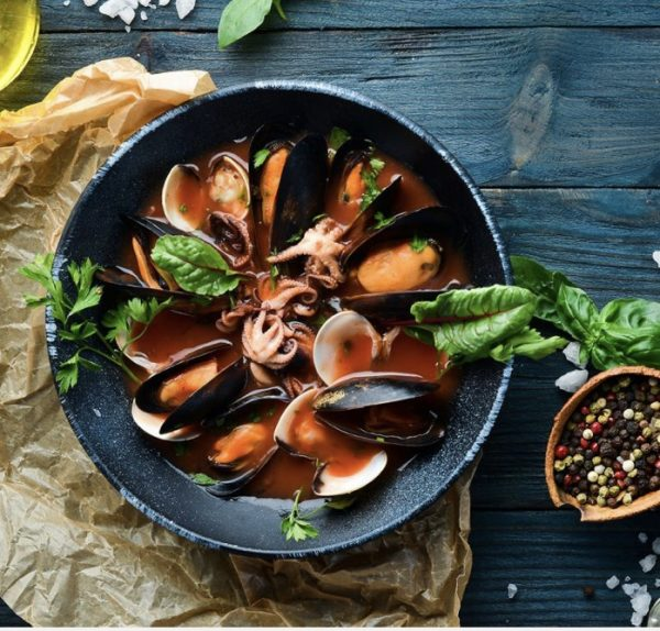 Buy Whole Mussels Cooked online