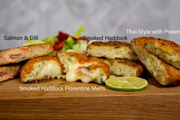 Buy Fishcake Selection 20 x 114g (Gluten Free) online