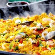 Seafood Paella 1kg