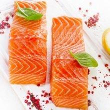 Norwegian Salmon Fillets - 4
