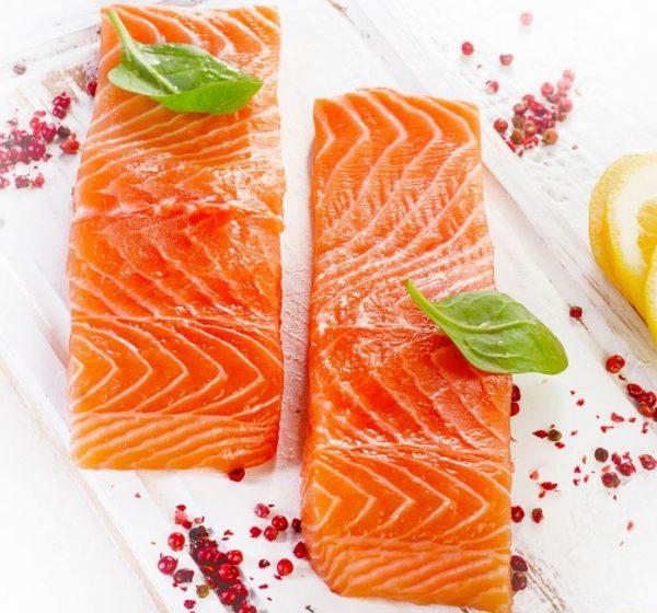 Buy Norwegian Salmon Fillets - 4 online