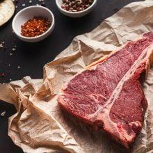 T-Bone Steak (16 oz)